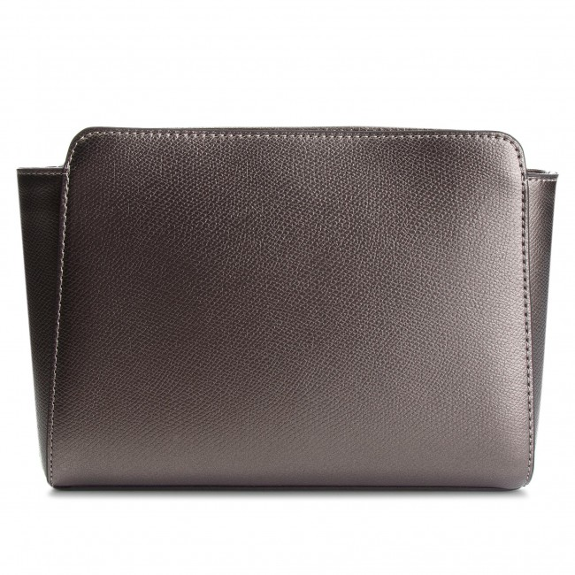 17e71b5cce34 Handbag EMPORIO ARMANI - Y3B084 YH15A 86539 Acciaio Nero - Cross Body Bags  - Handbags - www.efootwear.eu