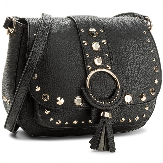 Handbag LIU JO - M Saddle Portland W N18026 E0054 Nero 22222