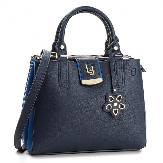 Handbag LIU JO - M Tote Phoenix N18017 E0040 Blu Marino 94028