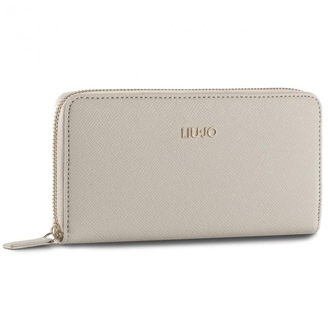 Large Women's Wallet LIU JO - Xl Zip Around Manhattan A18174 E0499 Sola  21404