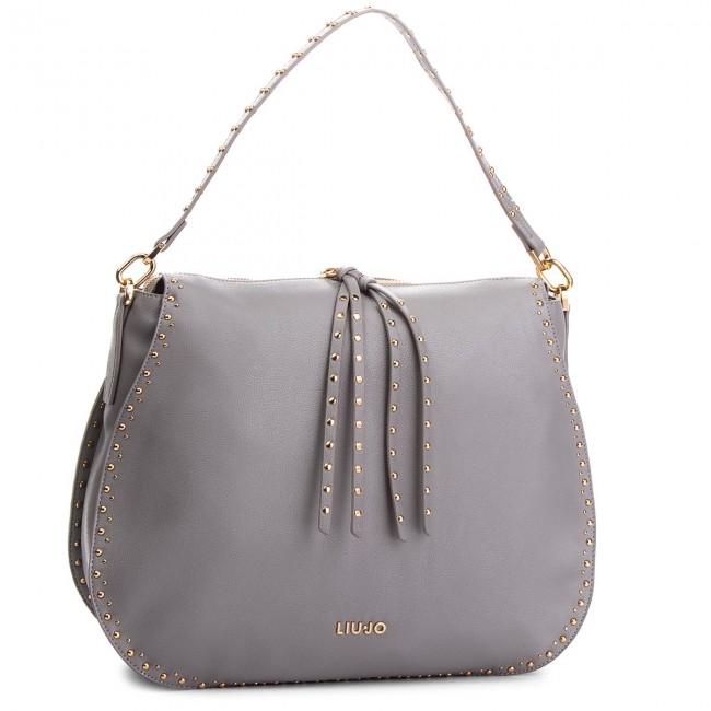 Handbag LIU JO - L Hobo Gioia A68051 E0033 Frozen 63850 - Classic ... 6393a973155