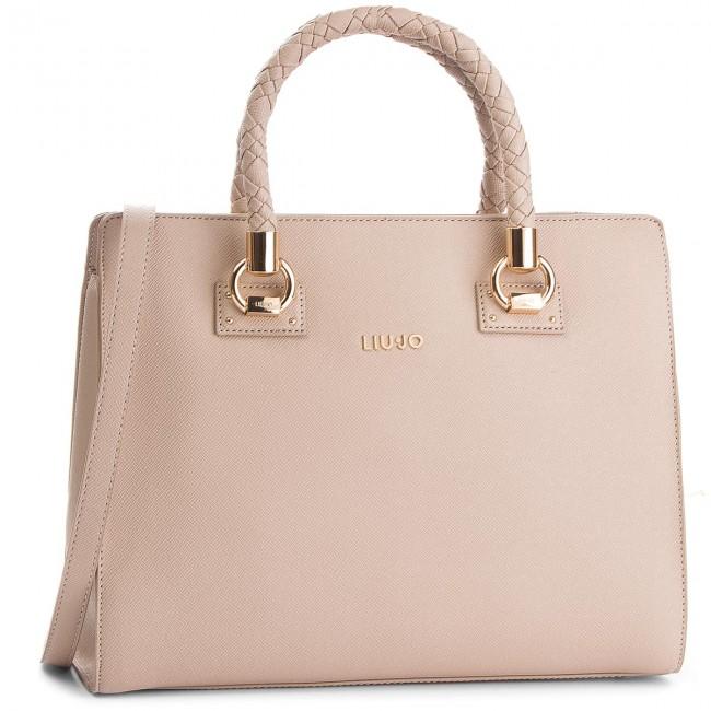 Handbag LIU JO - L Satchel Manhattan N68099 E0087 Cammel 51314 ... 9fdb9b6f0d7