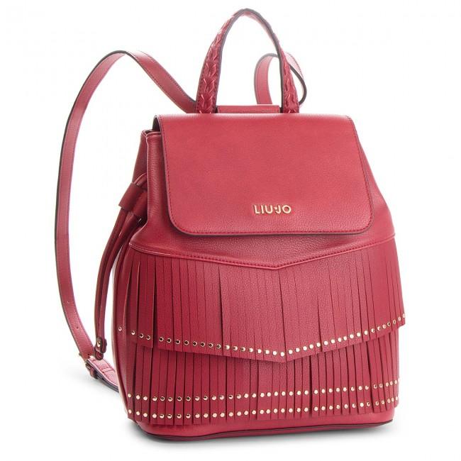 dc52df14ae476 -rosso RED Backpack LIU JO - M Backpack Brera N68194 E0031 Red 91656.