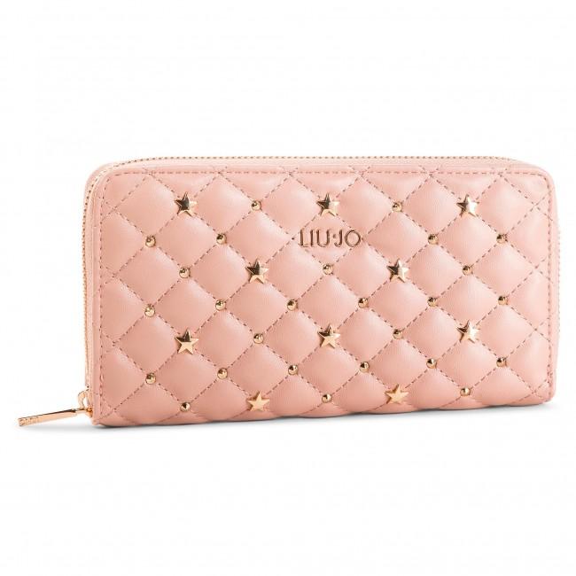 Large Women s Wallet LIU JO - Xl Zip Around A19174 E0002 Lotus 51512 ... f1fdeb361bf