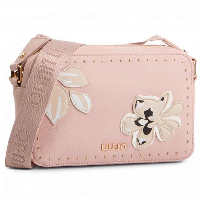 Handbag LIU JO - S Crossbody N19079 E0009 Pearl Blush 41309 - Cross ... 843b14974da