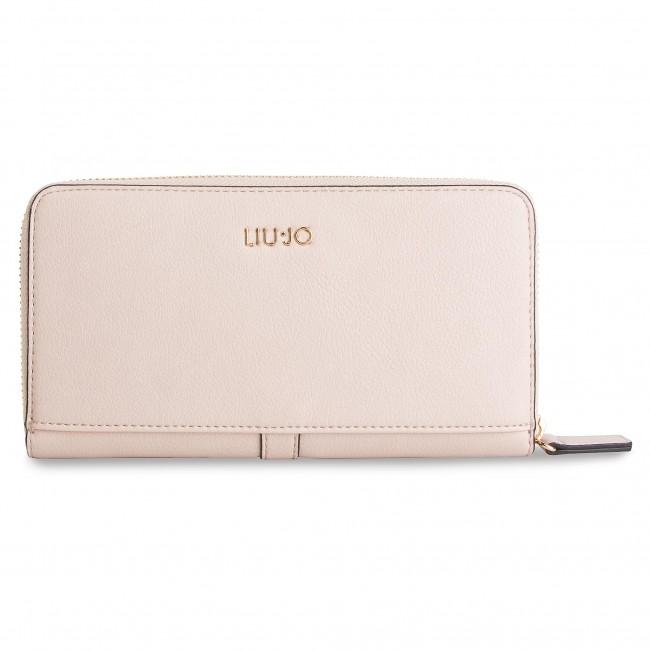 b258cff5d0 Large Women's Wallet LIU JO - Xl Zip Around Adv A19174 E0027 Soia 21404