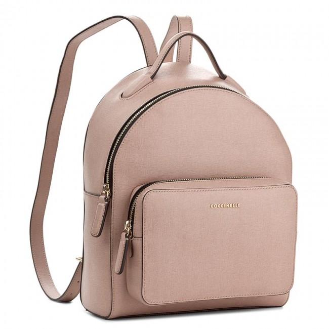 ab824025399763 Backpack COCCINELLE - AF5 Clementine E1 AF5 14 01 01 Pivoine 208 ...