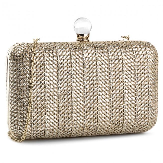 65c566d0e15dd Handbag COCCINELLE - B92 Box Metal Straw E1 B92 12 10 01 Silver 169 ...