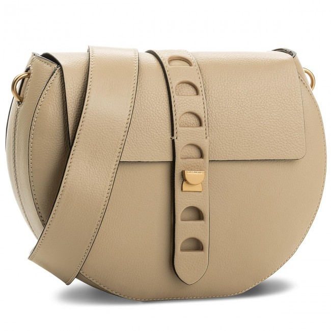 7ca3ffb5f50d3 Handbag COCCINELLE - BO0 Carousel E1 BO0 12 01 01 Beige 006 - Cross ...