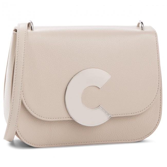 f4c54d5e3f036 Handbag COCCINELLE - CN5 Craquante E1 CN5 12 01 01 Seashell N43 ...