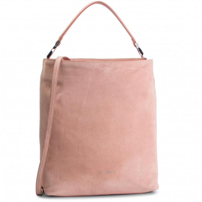 4c7457c4a6390 Handbag COCCINELLE - DI1 Keyla Suede E1 DI1 13 01 01 New Pivoine 913 ...