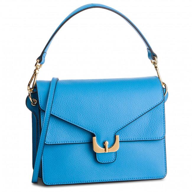 c8a7ff49d2b6d Torebka COCCINELLE - DM0 Ambrine Soft E1 DM0 12 01 01 Signal Blue B08