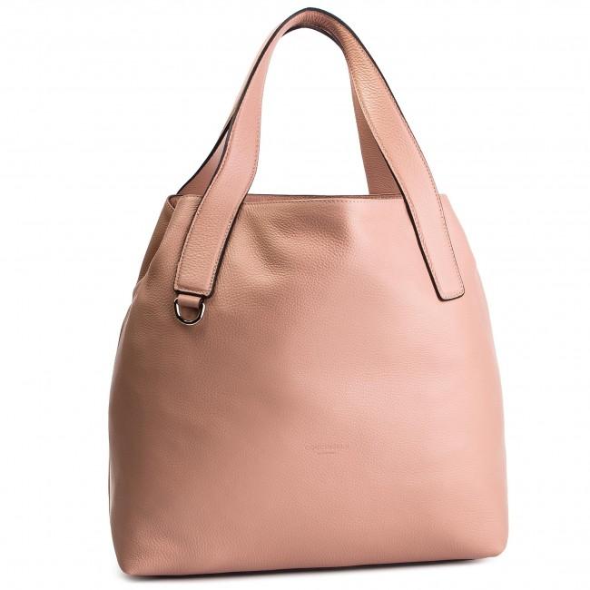 ef088770f64ba Handbag COCCINELLE - DE5 Mila E1 DE5 11 01 01 Pivoine P08 - Canvas ...