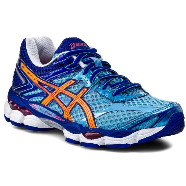 asics gel cumulus 10 deepblue