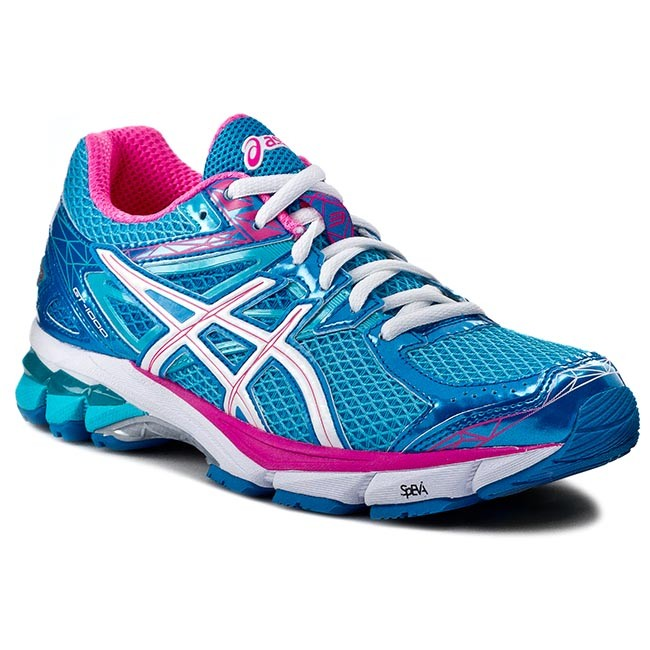 Shoes ASICS - Gt-1000 3 T4K8N Turquoise/White/Hot Pink