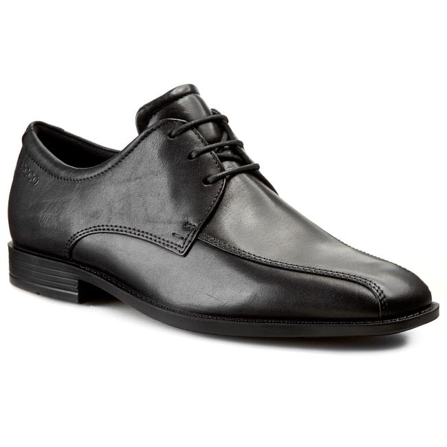 Shoes ECCO - Edinburgh 63251401001 Black