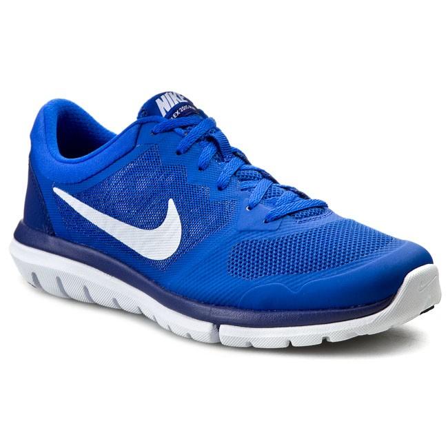 f41ca3930a5 Shoes NIKE - Nike Flex 2015 Rn 709022 400 Lyon Blue White Dp Royal ...