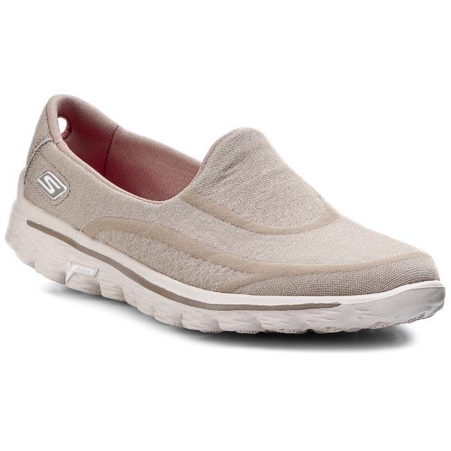 Go Walk 2-Super Sock 13955/TPE Taupe