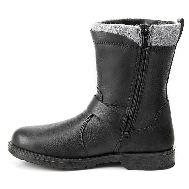 Stiefel ECCO Bendix Junior 73508311001 Black