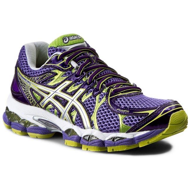 Chaussures ASICS T485N Gel Nimbus Lime 16 ASICS T485N Violet/ Lightning/ Lime 3697 b76c721 - scyther.site