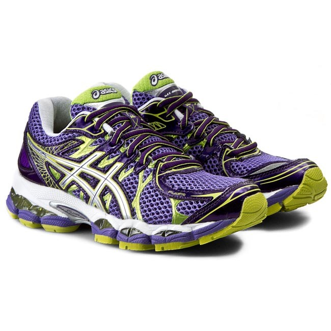asics gel nimbus 16 purple