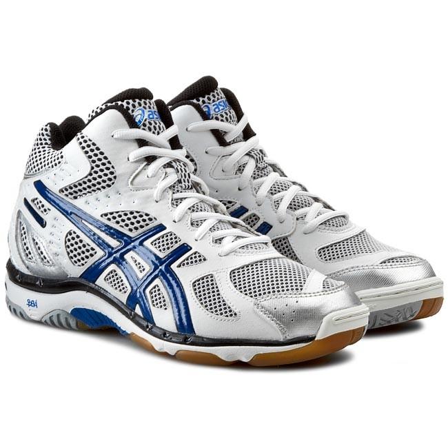 Shoes ASICS Gel Beyond 3 Mt B204Y WhiteBlueSilver