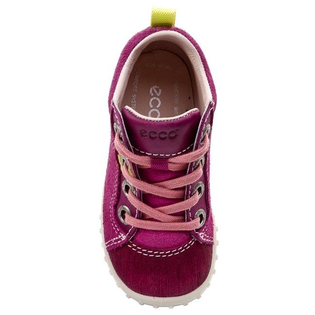 Shoes ECCO Mimic 75012157785 Red PlumFuchsia