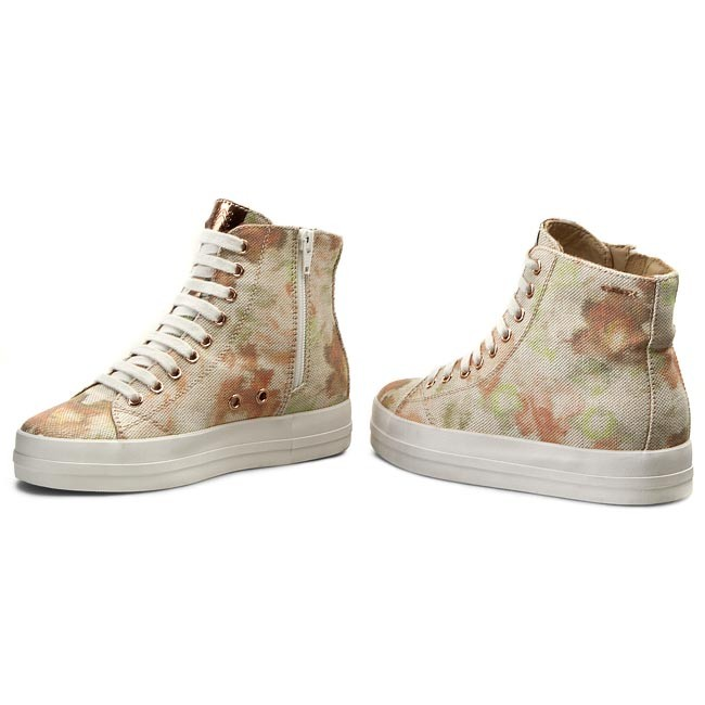D4234A D Hidence 000AW Caramel C5102 A Sneakers GEOX nTSHgg