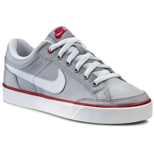 8faae13cd80 Shoes NIKE - Capri 3 Txt 580539 005 Wolf Grey White Gym Red ...