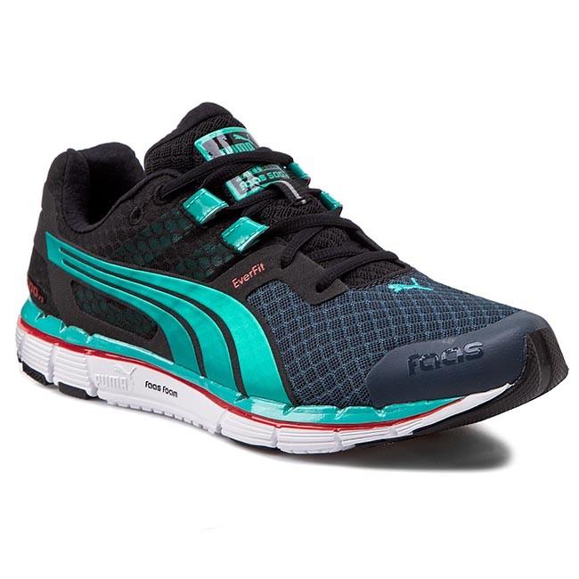 Shoes PUMA - Faas 500 v3 187064 07 Grey Black Green Grenadine ... c925c0d5d