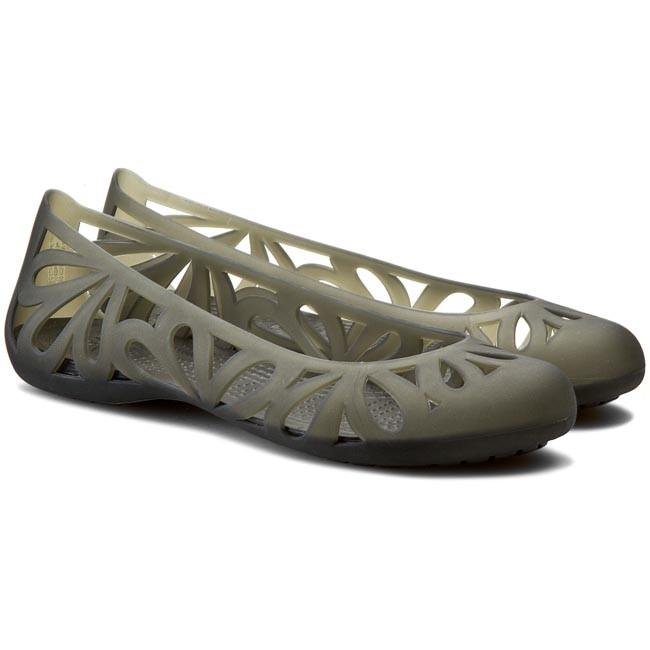 4e0416c74ba Flats CROCS - Adrina III Flat W 14936 Black - Ballerina shoes - Low shoes - Women s  shoes - www.efootwear.eu