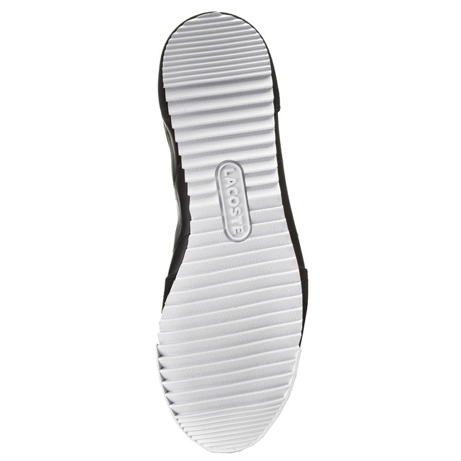 5ef0d9f148b06 Shoes LACOSTE - Romeau Htb Spm 7-29SPM20311B5 Black Red - Sneakers - Low  shoes - Men s shoes - www.efootwear.eu