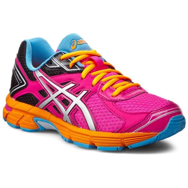 Shoes ASICS - Gel-Pursuit 2 T4C9N Hot Pink/Silver/Black
