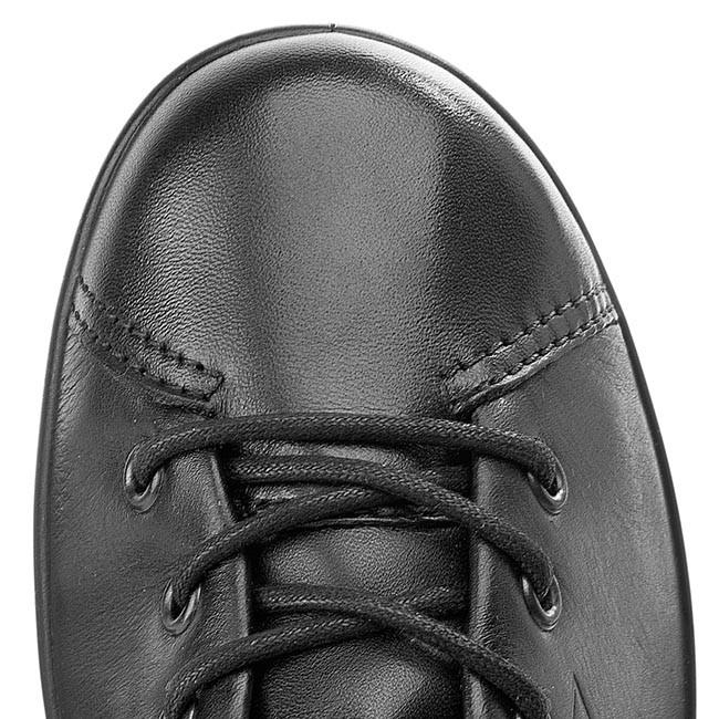Details about **Ecco Fara Sneaker Women's Size 10 Dark Gray