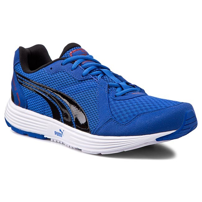 Shoes PUMA - Descendant v2 187310 10 Stromg Blue/Black/Red