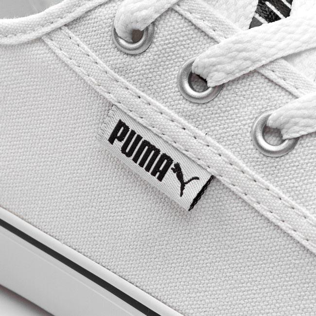 dd608e23755387 Sneakers PUMA - Puma Streetballer 356691 02 White - Plimsolls - Low ...