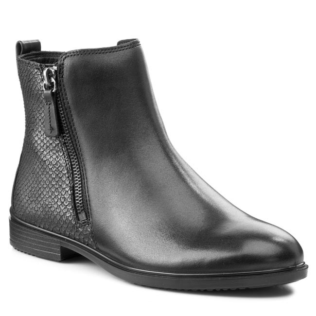 98215f3323be Boots ECCO - Touch 15 B 26170353994 Black Black - Boots - High boots ...