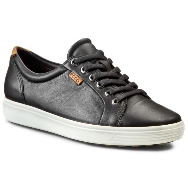 9771a5b9be5bb9 Shoes ECCO - Soft 7 Ladies 43000301001 Black - Flats - Low shoes ...
