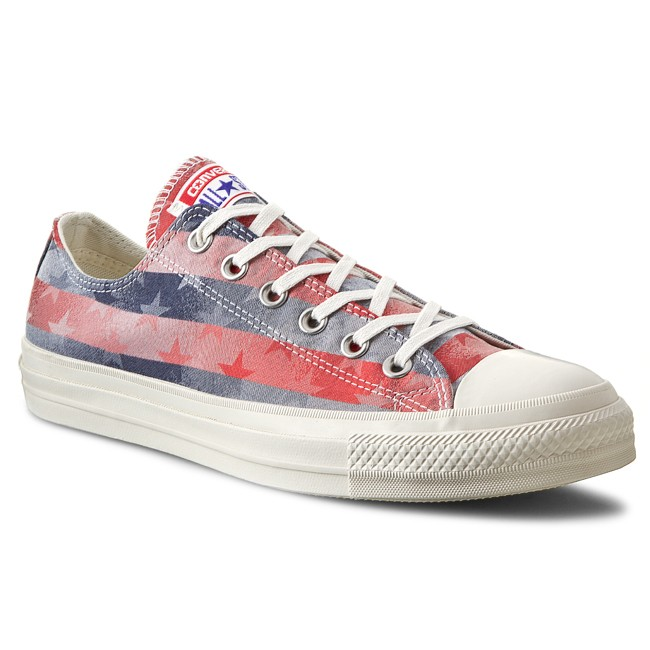 196b586a0955 Sneakers CONVERSE - Ct Ox 547333C Casino Navy - Sneakers - Low shoes ...