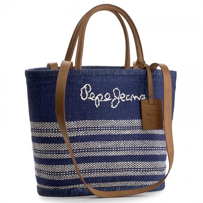 f06bfc7784d5 Handbag PEPE JEANS - Rayna Bag PL030734 Ultra Blue 542 - Classic ...