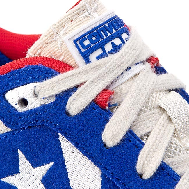 edd7e77c82fed4 Sneakers CONVERSE - Wave Racer Ox O 147451C Converse Blu - Sneakers ...