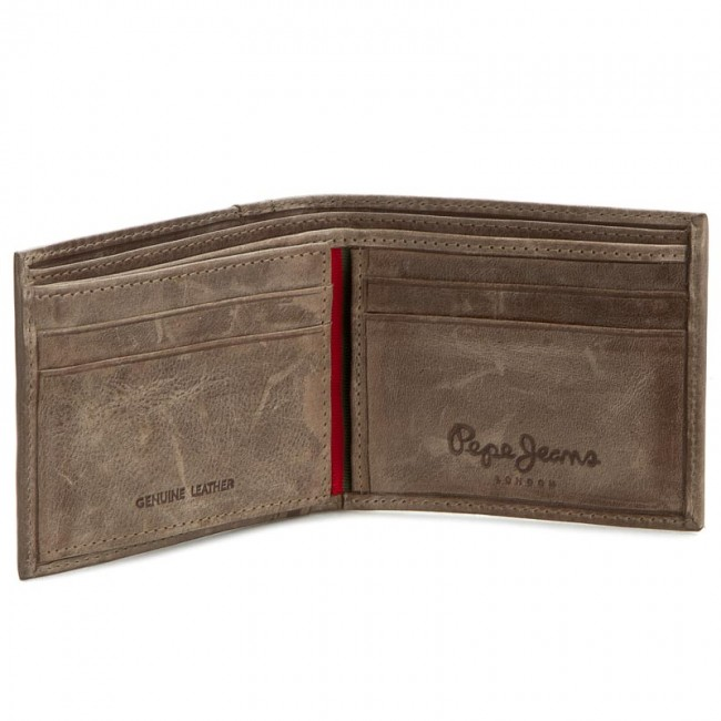 Small Men s Wallet PEPE JEANS - Eagle 7143251 Unique - Men s wallets ... 9354e0c1c5