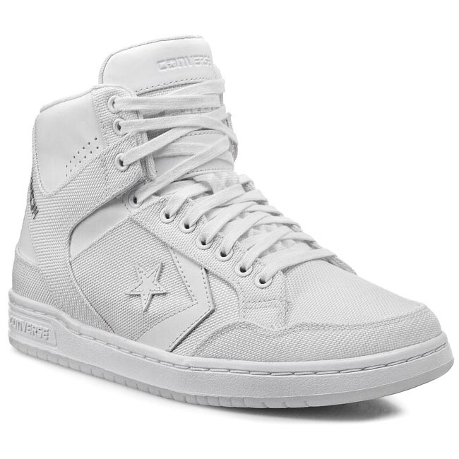 Sneakers CONVERSE Weapon Mid 147472C White Sneakers