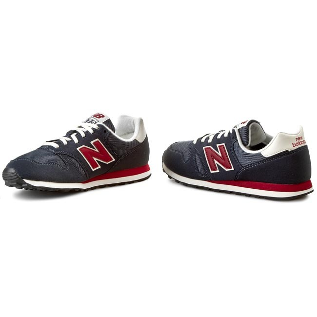 Sneakers NEW BALANCE - Lifestyle ML373AA Granatowy