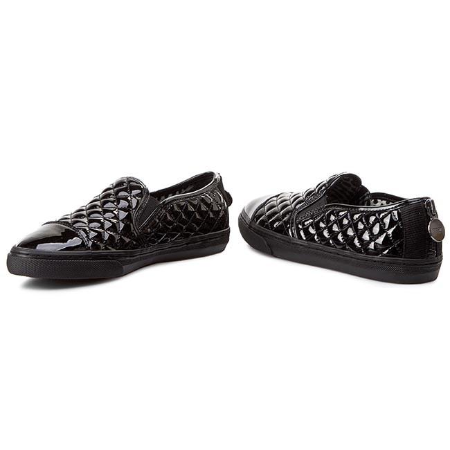 Shoes GEOX - D New Club C D5258C 000HH