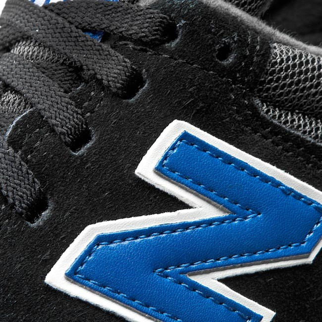 new balance black blue ml373-skb