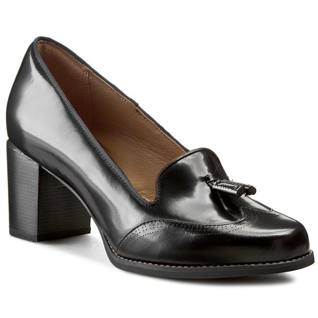 Womens Shoes Clarks Tarah Rosie Black Leather