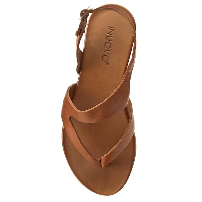low priced 9625d bd0d3 Slides INUOVO - Miami 5190 Coconut Leather
