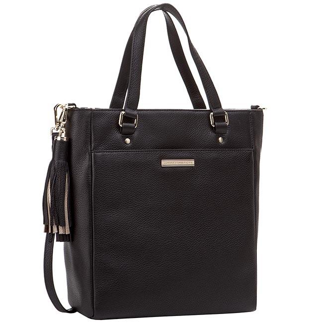 233c79153944f Handbag TOMMY HILFIGER - Natalia Small Ns Tote AW0AW00942 Black 002 ...