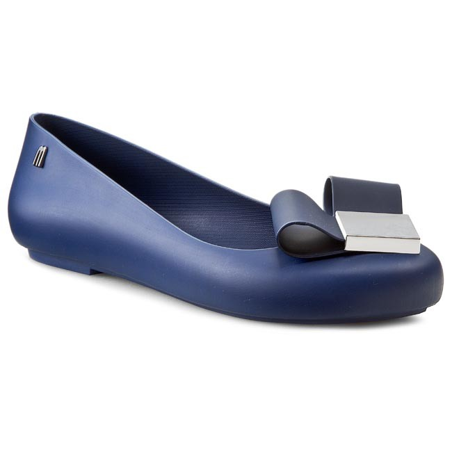 Flats MELISSA - Melissa Space Love Ad 31614 Navy Blue 01682